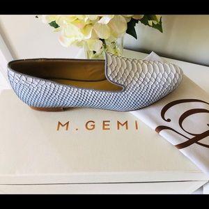 Brand New | M. Gemi Petalo Leather Loafers